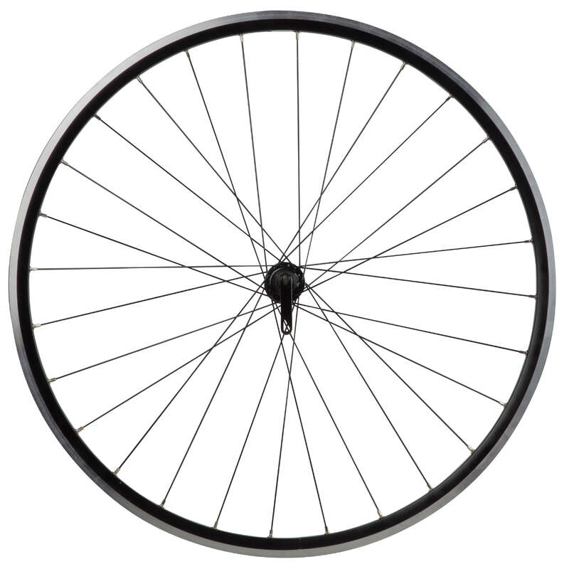 WHEELS Cycling - Triban 100 700 Front Wheel WORKSHOP - Cycling