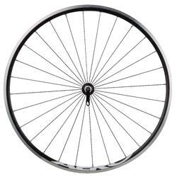 Rennrad-Vorderrad 700 Doppelwand Triban 520