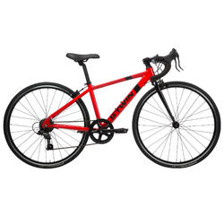 Triban 100 Junior Kids' 26-Inch Road Bike 8-12 Years