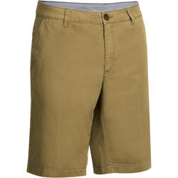 MEN'S BERMUDA GOLF SHORTS KHAKI