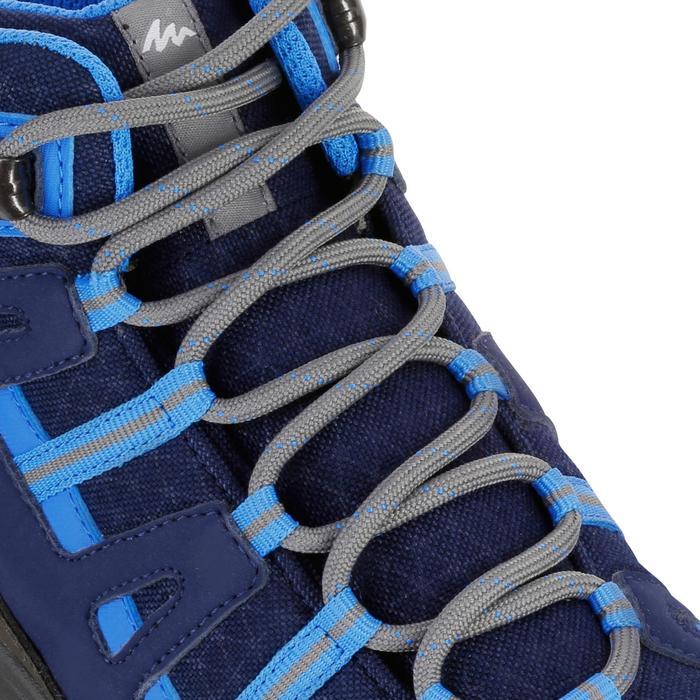 Chaussures de randonnée enfant NH500 Mid imperméables JR corail - 1150519