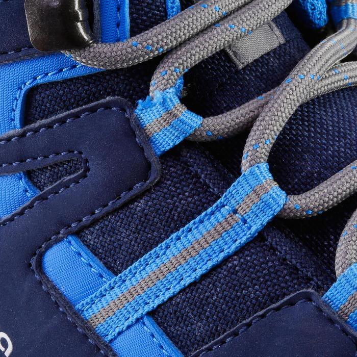 Chaussures de randonnée enfant NH500 Mid imperméables JR corail - 1150520