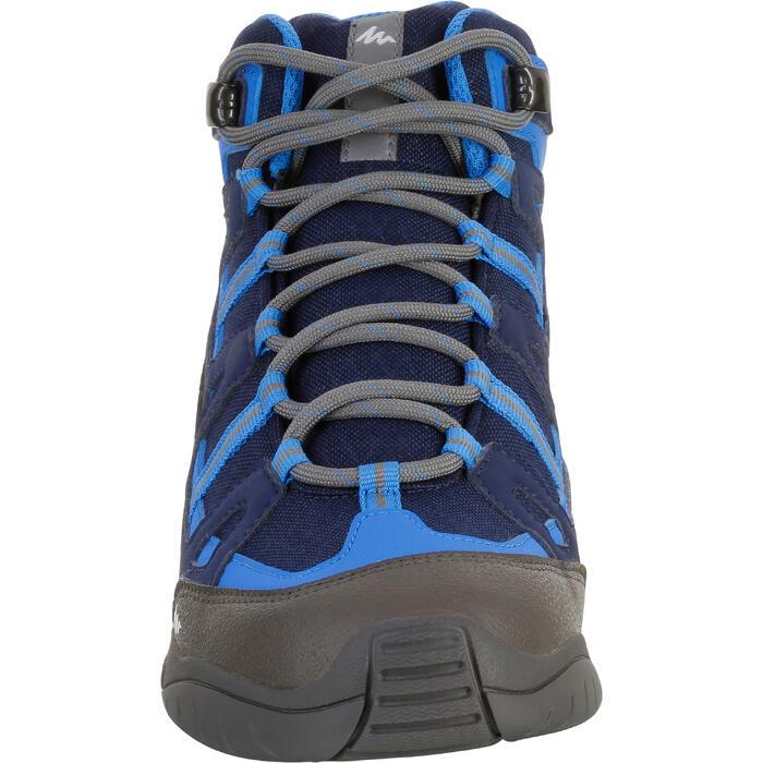 Chaussures de randonnée enfant NH500 Mid imperméables JR corail - 1150522