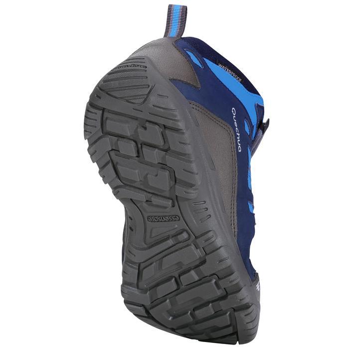 Chaussures de randonnée enfant NH500 Mid imperméables JR corail - 1150523