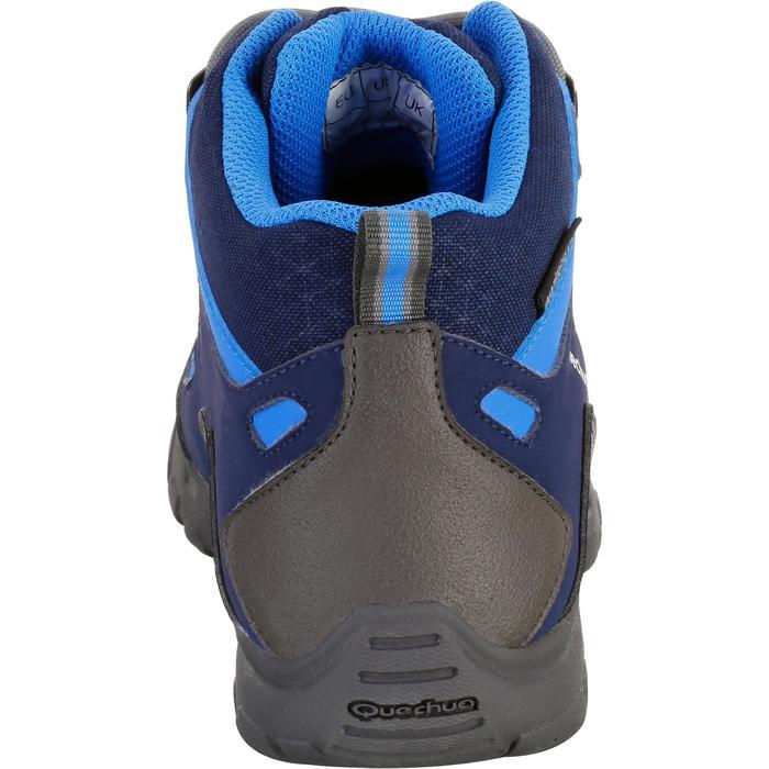 Chaussures de randonnée enfant NH500 Mid imperméables JR corail - 1150527