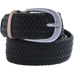 Cinturón de golf extensible adulto azul negro talla 1