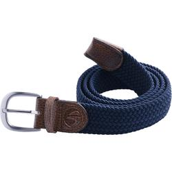 Cinturón de golf extensible 500 adulto azul marino talla 1