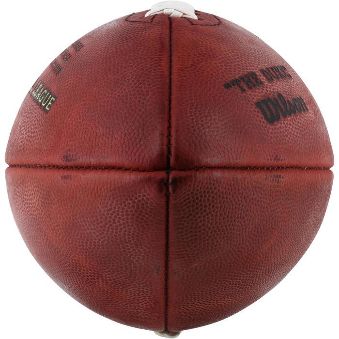 Ballon de Football américain pour adulte NFL GAME BALL DUKE - 1150741