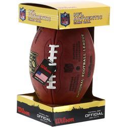 American football 'the Duke', officiële NFL bal