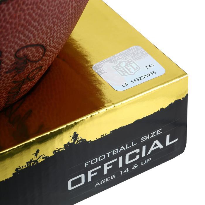 Ballon de Football américain pour adulte NFL GAME BALL DUKE - 1150744