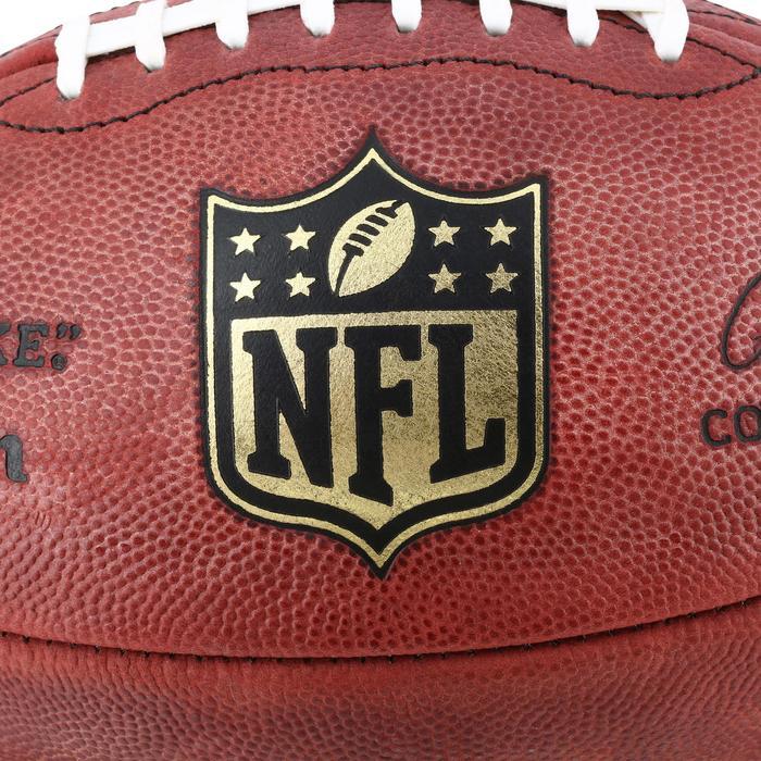 Ballon de Football américain pour adulte NFL GAME BALL DUKE - 1150745
