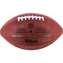 American Football NFL Game Ball Duke