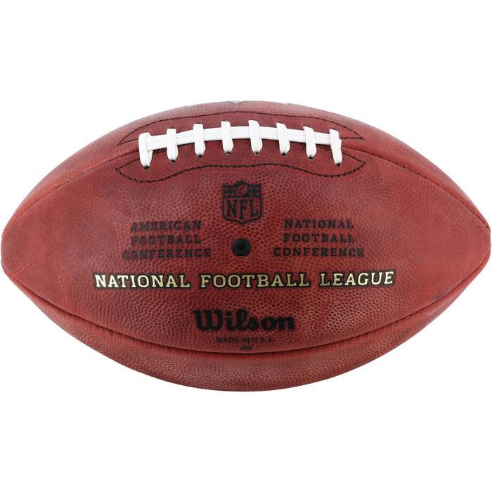 Ballon de Football américain pour adulte NFL GAME BALL DUKE - 1150746