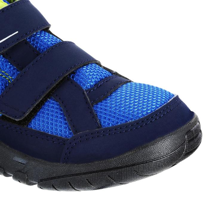 Chaussures de randonnée enfant NH100 JR Bleu