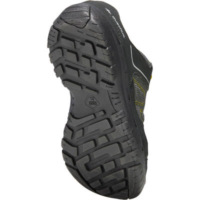 Chaussures de randonnée enfant Arpenaz 50 Jaune