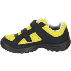 Zapatillas de travesía niños Arpenaz 50 Amarillo