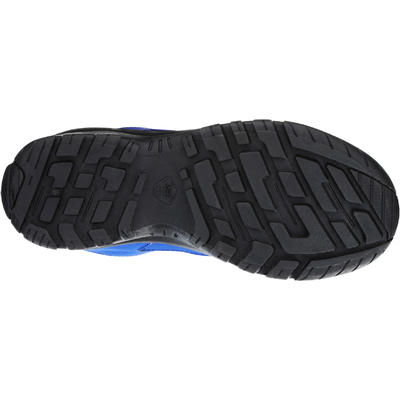 Chaussures de randonnée enfant MH100 JR bleues