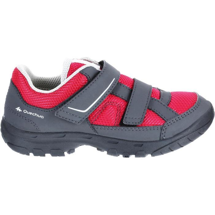 兒童款健行鞋MH100-粉紅色