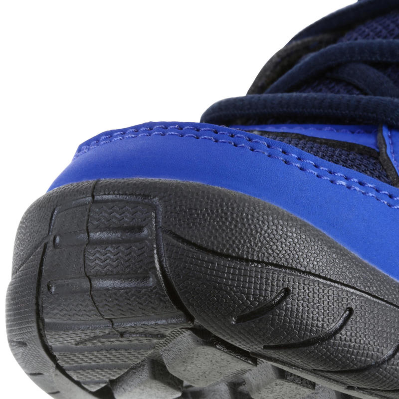 Kid's Hiking Shoes MH100 - Blue