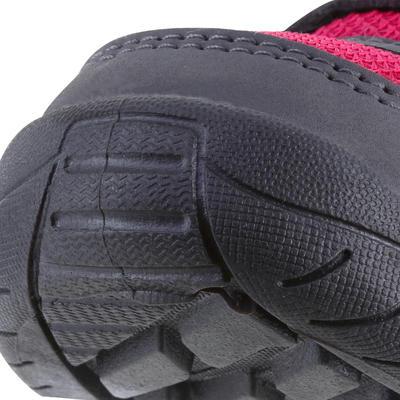 Arpenaz 50 - أحذية المشي للأطفال - وردى