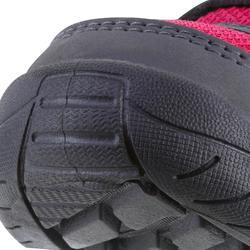 Chaussures de randonnée enfant MH100 JR roses