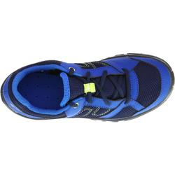 MH100 Junior Kids' Hiking Boots - Blue