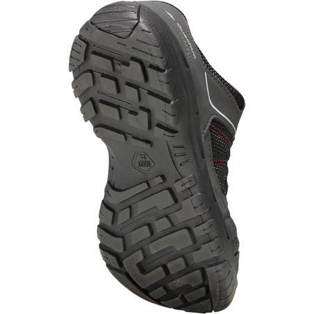Chaussures de randonnée MH100 JR roses - Enfants
