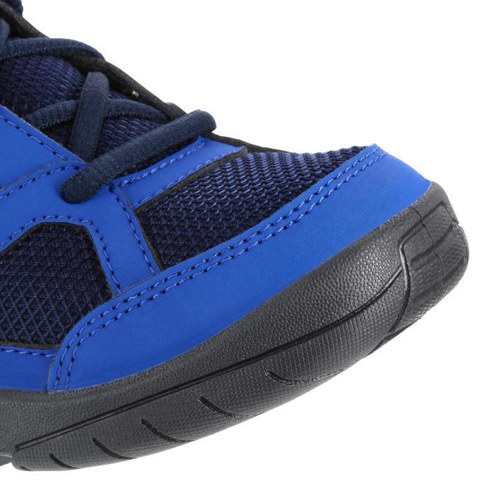 Wanderschuhe NH100 Kinder Jungen blau