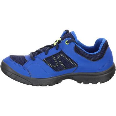 Дитячі туристичні черевики NH100 – Сині