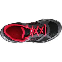 Zapatillas de senderismo júnior MH100 JR rosa