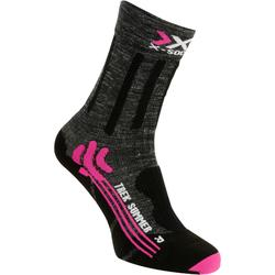 Wandersocken Trek Summer X-Socks Damen rosa