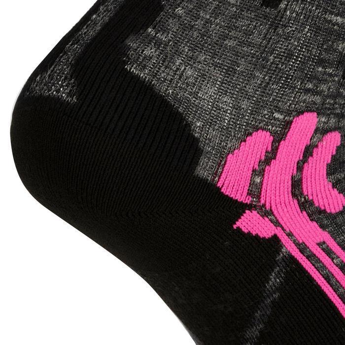 Chaussettes de Randonnée adulte Trek Summer rose X Socks lady - 1150857