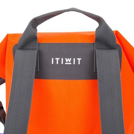 sac polochon etanche 30l orange itiwit. Black Bedroom Furniture Sets. Home Design Ideas