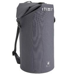 Wasserfeste Tasche 60L dunkelgrau