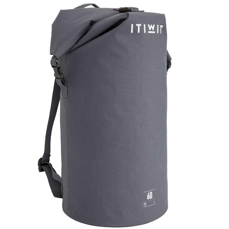 Wasserdichte Taschen Kajak - Wasserfeste Tasche 60L ITIWIT - Kajak