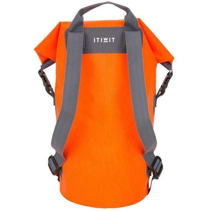 Waterproof Dry Bag 30L - Orange