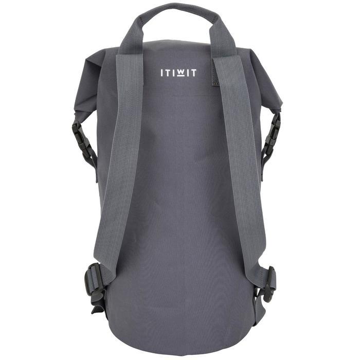 Wasserfeste Tasche 30l grau