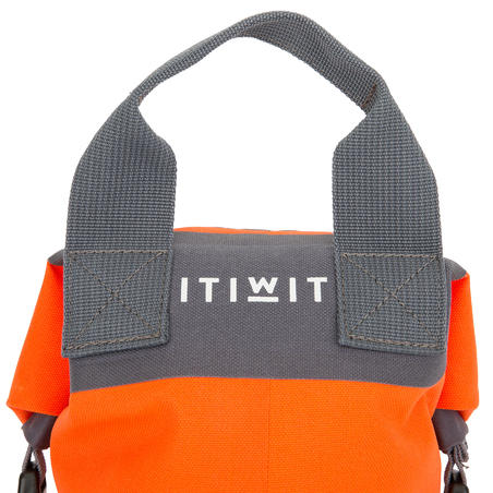 Waterproof Dry Bag 5L without Shoulder Strap - Orange