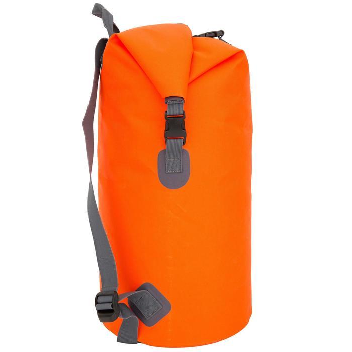 Waterdichte duffle bag 40 l oranje