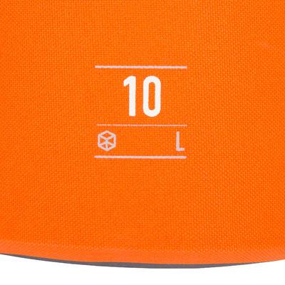កាតាបការពារជម្រាបទឹកចំណុះ 10L ពណ៌ទឹកក្រូច