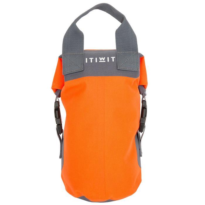 981748d2f2e Itiwit Waterdichte duffel bag 5 l oranje zonder schouderriem ...