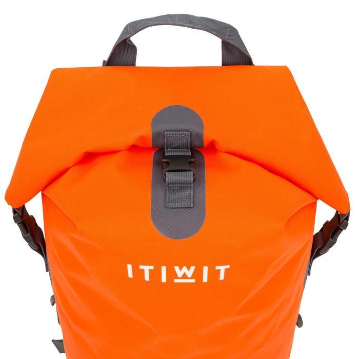 aa77e357812 Itiwit Waterdichte rugzak 40 l oranje | Decathlon.nl