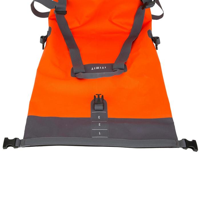 SAC POLOCHON ETANCHE 40L ORANGE 2018