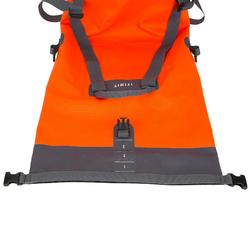 Waterdichte rugzak / drybag 40 liter oranje - Itiwit