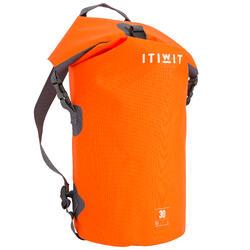 Wasserfeste Tasche 30l orange