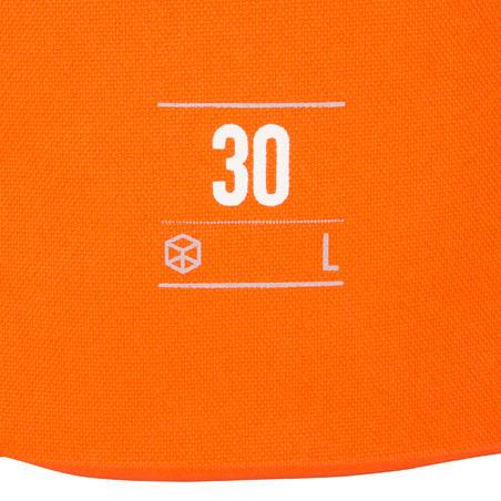 Sac Polochon Etanche 30 L Orange