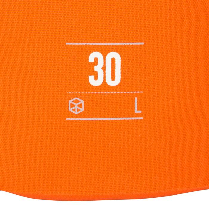 Waterdichte rugzak / drybag 30 l oranje - Itiwit