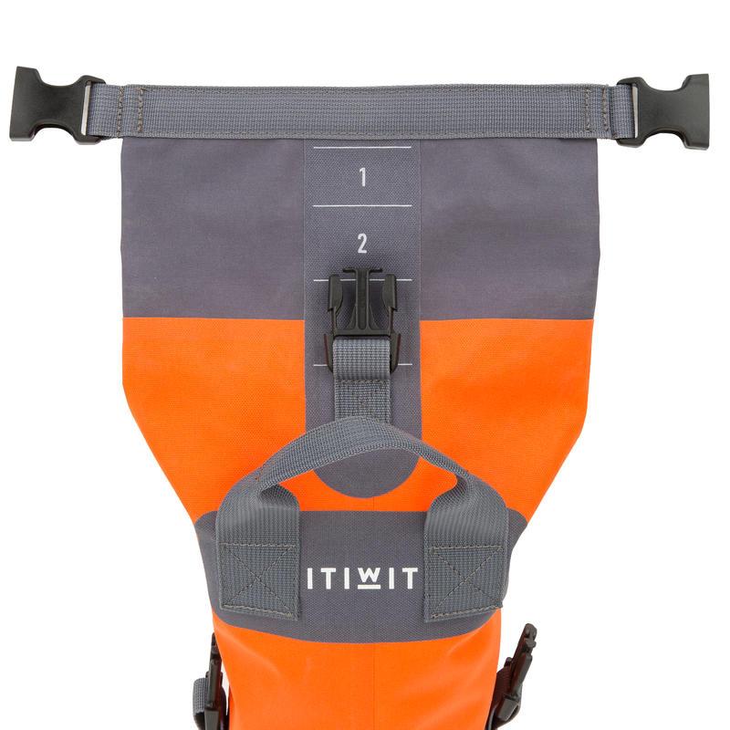 Waterproof Dry Bag 5L without Shoulder Strap - Orange