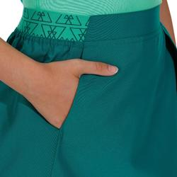 Hosenrock Hike 100 Mädchen grün