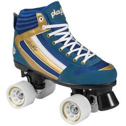 Fitness rolschaatsen Playlife Groove blauw